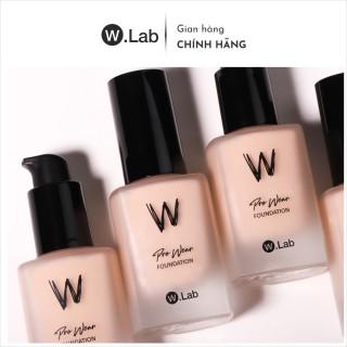 Kem nền W.Lab Pro Wear Foundation 30g thumbnail