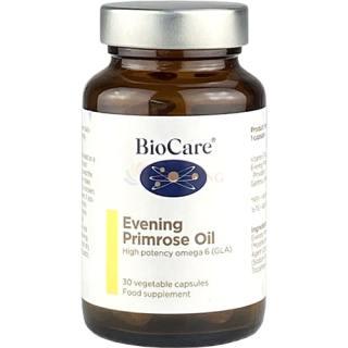 Viên uống BioCare Evening Primrose Oil tinh dầu hoa anh thảo hỗ trợ làm đẹp da - Chỗng lão hóa da, Làm giảm mụn, Cải thiện huyết áp cao thumbnail