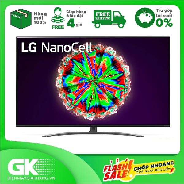 Bảng giá [Trả góp 0%]Smart Tivi NanoCell LG 4K 49 inch 49NANO81TNA Mới 2020