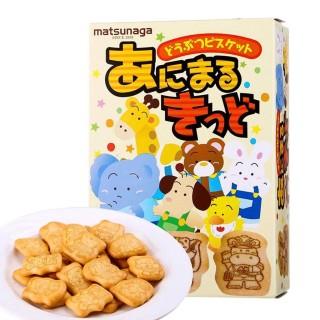Bánh Quy Matsunaga, Ba Nh Quy Ăn Dă M Cho Bé Nhật Bản 35G [Date T2.2022] thumbnail