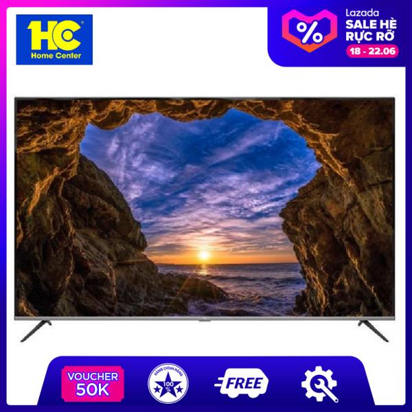 Bảng giá [HC Home Center] Smart Tivi TCL 4K 43 inch L43P8 - Bảo hành 2 năm - Miễn phí vận chuyển & lắp đặt - hỗ trợ trả góp