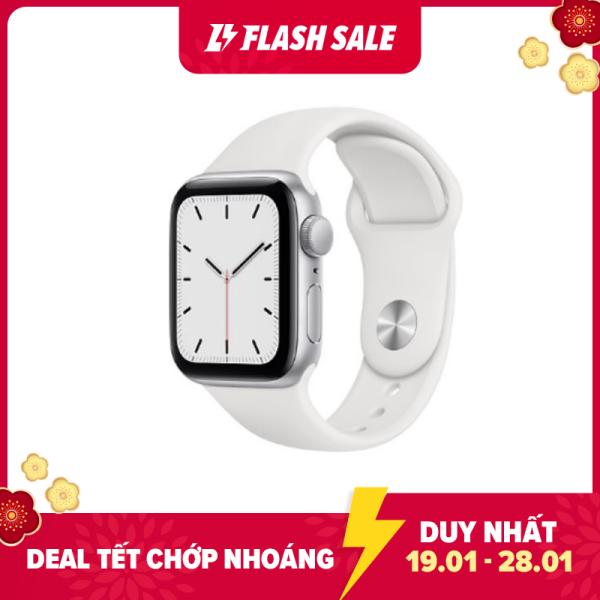 Đồng hồ Apple watch SE 40mm viền nhôm GPS only mới 100% nguyên seal fullbox