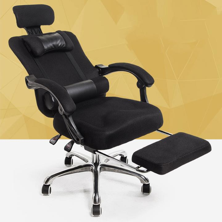 Ghế xoay văn phòng ngả lưng duỗi chân, ghế văn phòng cao cấp, ghế chân xoay, ghế ngả lưng duỗi chân giá rẻ