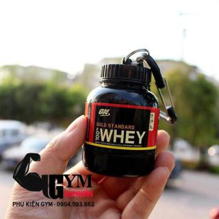 Hộp đựng whey, mass, bcaa Ishake Protein Funnel ON Gold Standard thumbnail