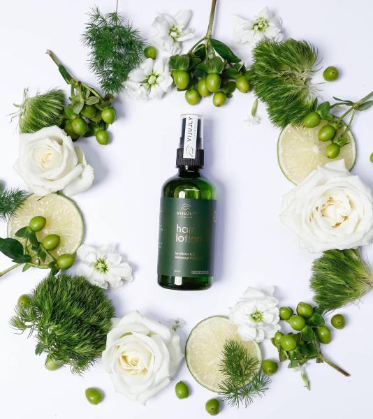 [Có quà tặng]Tinh dầu bưởi kích thích mọc tóc nguyên chất 100% - Hair Lotion (100ml - Vi Jully - Thanos Store)