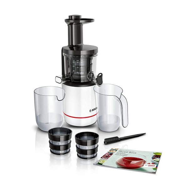 Máy Ép Chậm Trái Cây Bosch MESM500W - Nhập Khẩu 100% từ Đức bởi Minh Houseware
