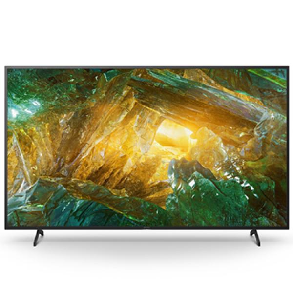 Bảng giá Android Tivi Sony 4K 55 inch KD-55X8050H VN3 - Độ phân giải chuẩn 4K UHD đem lại những sắc màu rực rỡ Kết nối wifi, thoả thích xem những chương trình yêu thích Hỗ trợ Bluetooth 4.2 hiện đại cho tốc độ kết nối nhanh