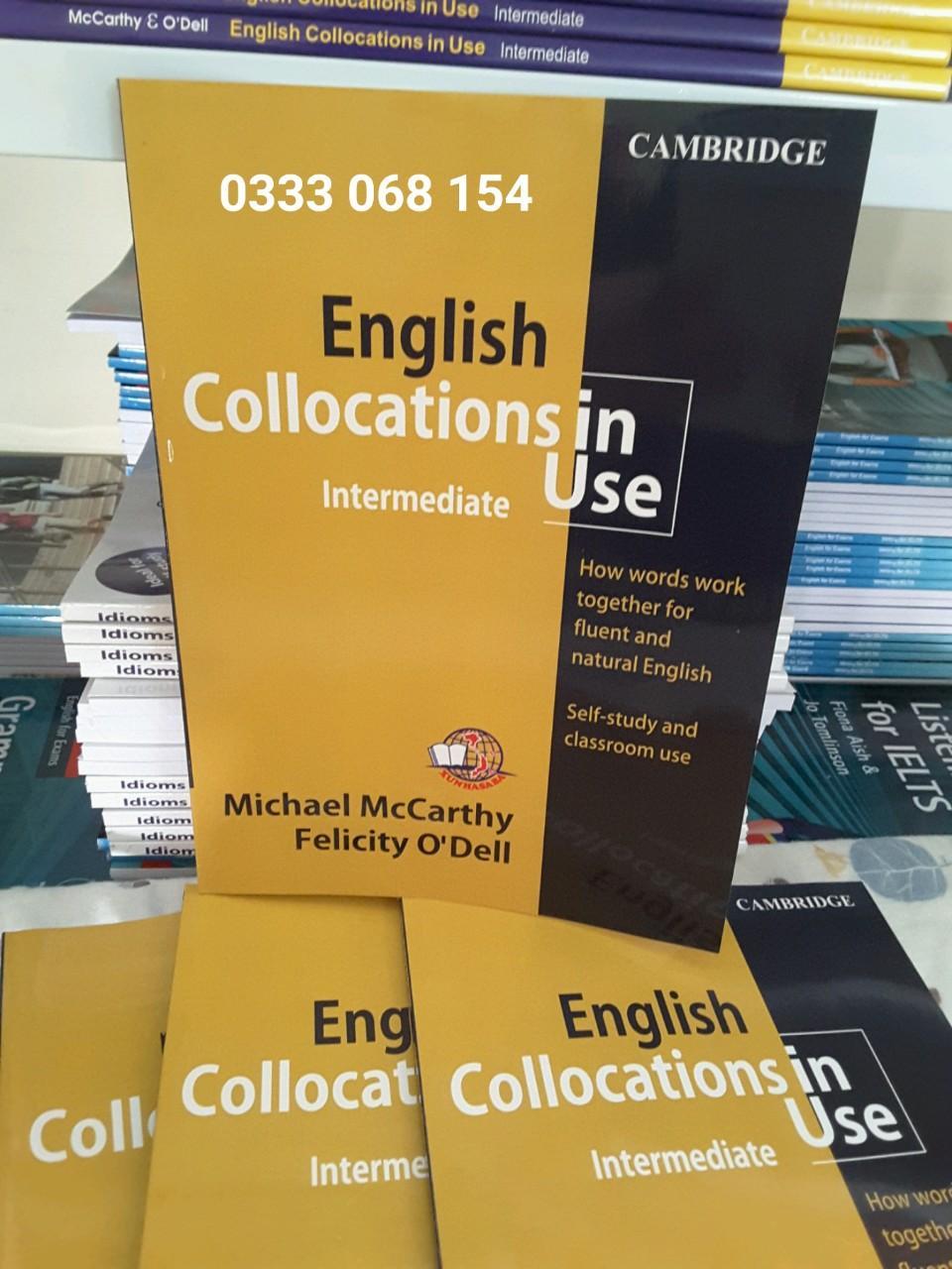 English Collocation In Use - Intermediate