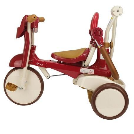 Mua Xe đạp 3 bánh iimo 02 RD