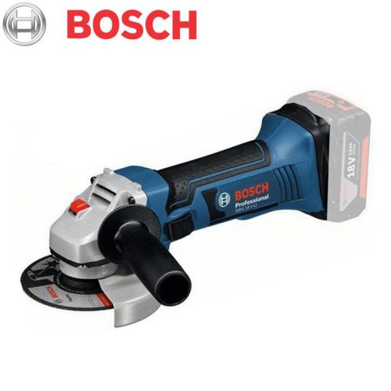 Máy mài góc dùng pin GWS 18 V-LI Professional (solo) 060193A3L5  - Bosch Chính hãng
