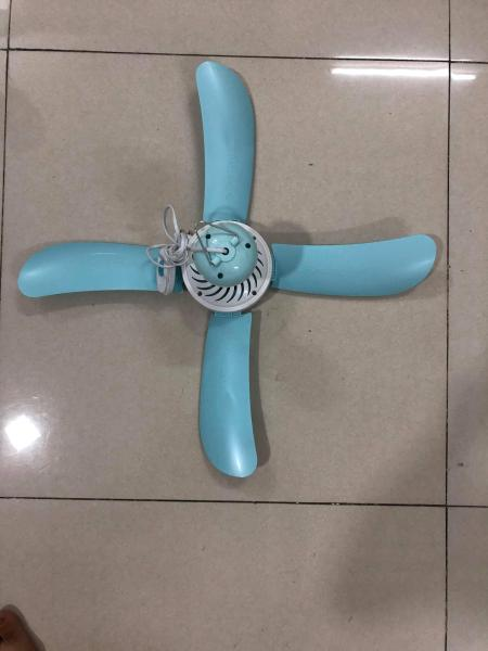 Quạt Trần Mini 4 Cánh, Chiều Dài Cánh 21cm