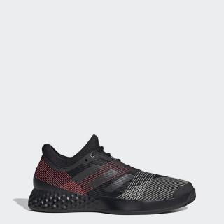 adidas TENNIS Giày sân cứng Ubersonic 3 Nam Màu đen FW4796 thumbnail
