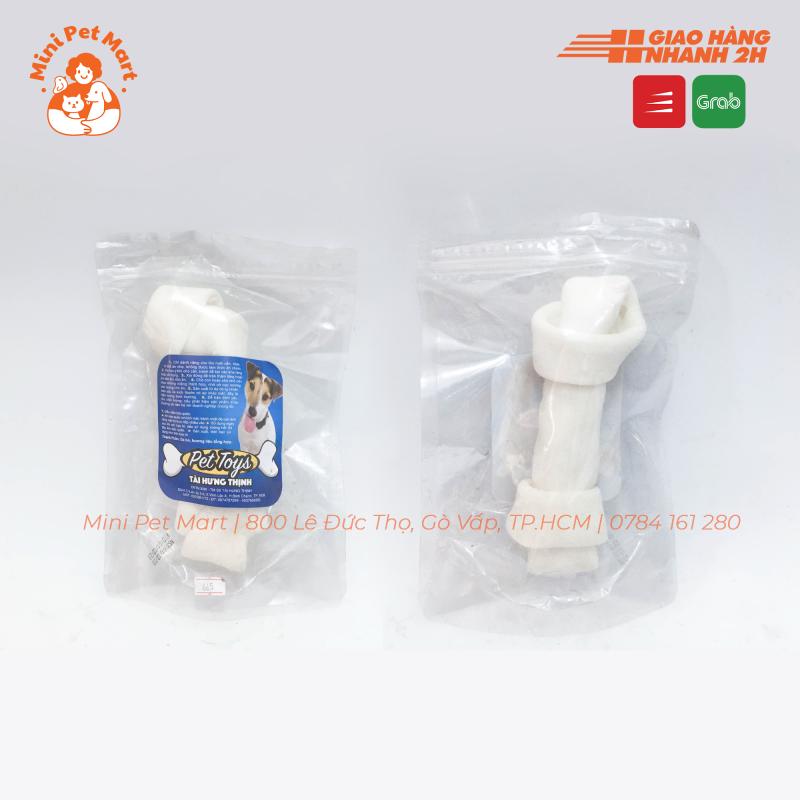 Bánh xương snack, bánh thưởng cho chó TÀI HƯNG THỊNH 665