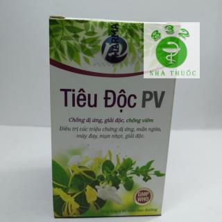 Tiêu độc PV - Thanh nhiệt, giải độc, chống viêm thumbnail