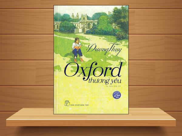 Sachnguyetlinh - Oxford thương yêu