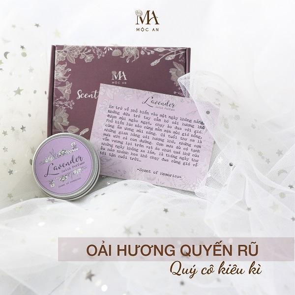 Nước Hoa KHô Lavender - Oải Hương