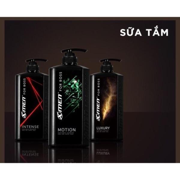 Sữa Tắm Hương Nước Hoa X-Men For Boss 650g Hương Luxury/Motion/Intense