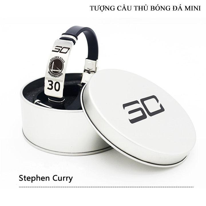 Giá Quá Tốt Để Có Vòng đeo Tay Câu Thủ Bóng Rổ Cao Cấp Stephen Curry