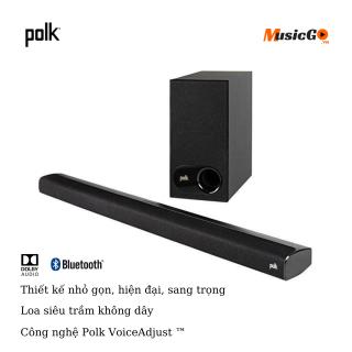 (Hàng Chính Hãng) Polk Signa S2 Loa Soundbar Kết Nối Bluetooth thumbnail