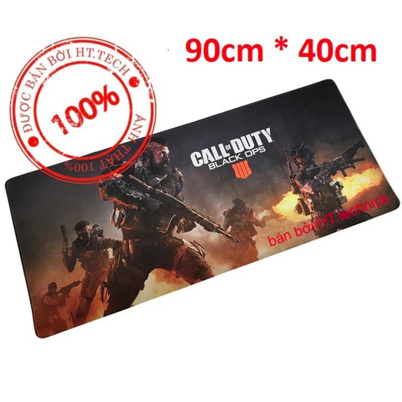 Giá HT.TECHNIK - Bàn di chuột Call Of Duty(pad Call Of Duty) khổ lớn 90cm x 40cm (ảnh thật 100%)