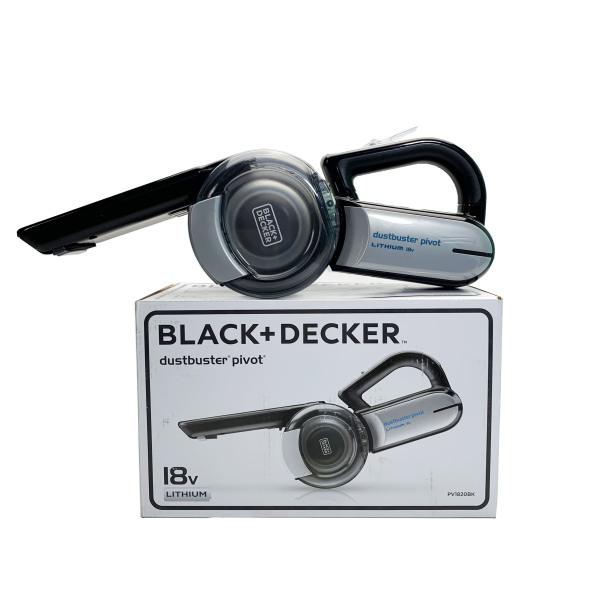 Máy hút bụi đa năng cầm tay - Máy hút bụi dùng pin 18V Black + Decker PV1820BK
