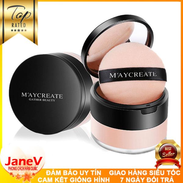 Phấn Phủ Bột Kiềm Dầu MayCreate MCE106 giá rẻ