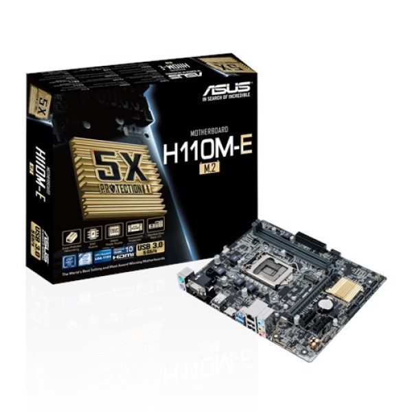 Giá Mainboard Asus H110M-E