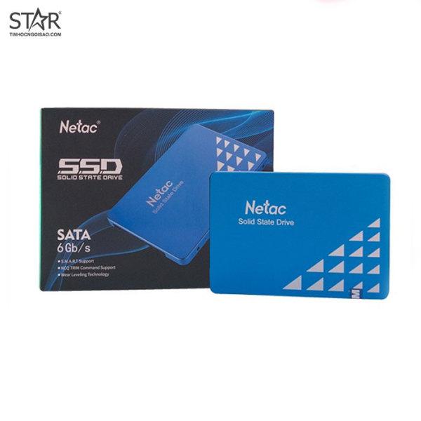 Bảng giá Ổ cứng SSD 120G Netac N535V Sata III 6Gb/s TLC (N535V120G Phong Vũ