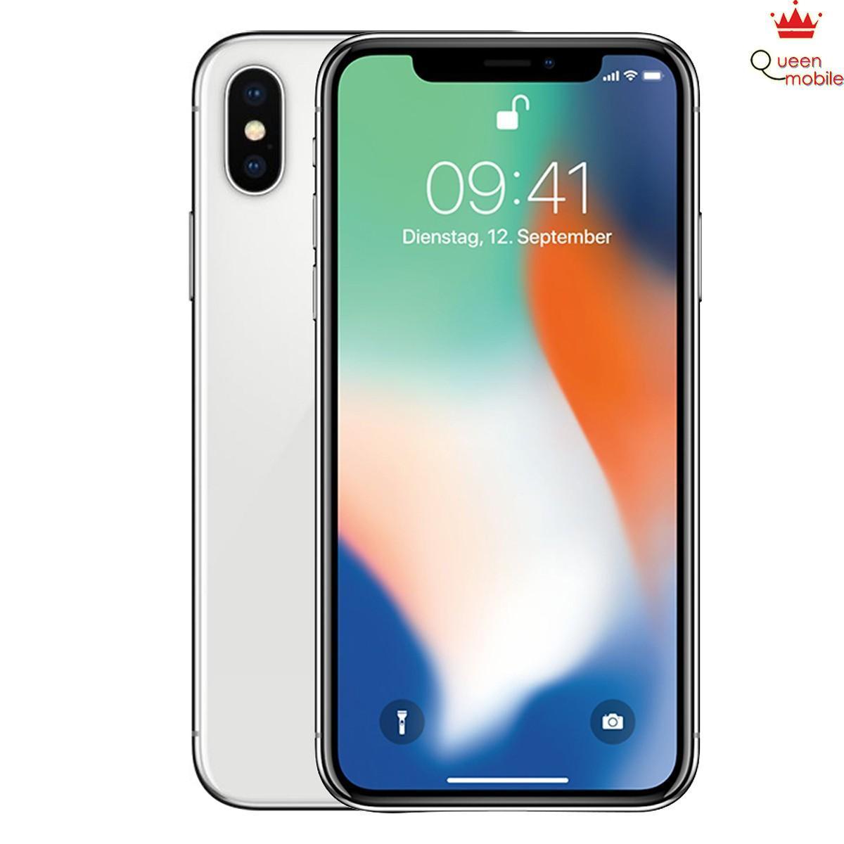 Điện Thoại Iphone X 64GB - Nhập Khẩu (Màu gray)