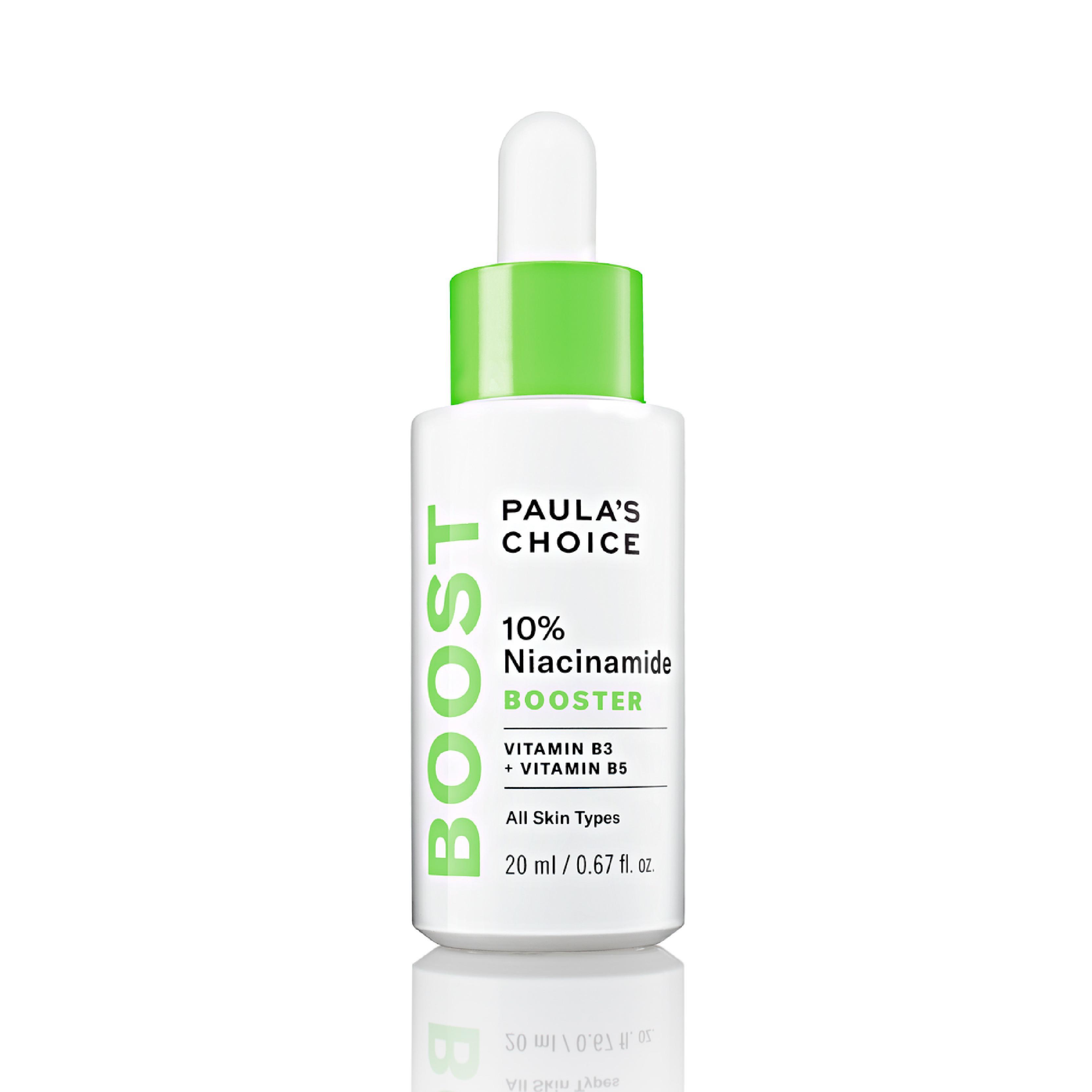 [Pre-Sale] Tinh chất thu nhỏ lỗ chân lông Paulas Choice 10% Niacinamide Booster 20ml nhập khẩu