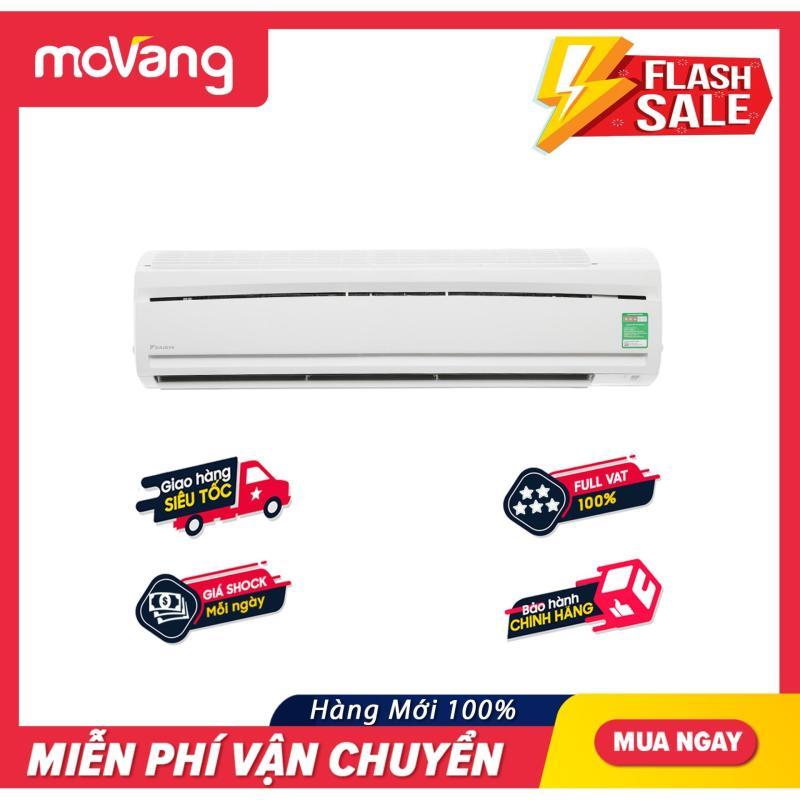 Bảng giá Máy lạnh Daikin 2.0 HP FTC50NV1V (2018) - Công suất tiêu thụ điện trung bình: 1.5 kW/h, Chức năng hút ẩm, Làm lạnh nhanh tức thì