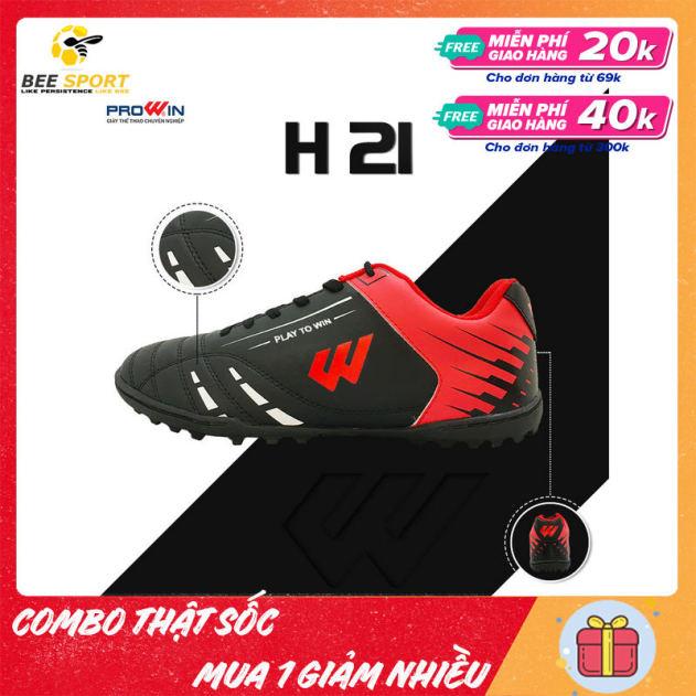 Giày đá bóng nam sân cỏ nhân tạo Prowin H21 - Giày đá banh giá rẻ, chất lượng tốt. giá rẻ