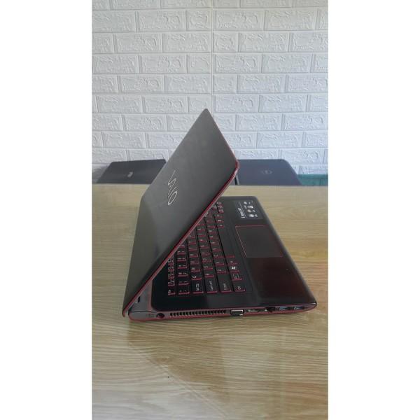 Bảng giá Laptop cũ Sony Vaio SVE14 - Core i5 3250,bàn phím Led sáng, chiến PUPG mobile, Freefire Phong Vũ