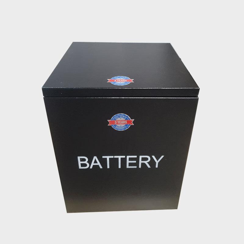 Bảng giá Tủ đựng ắc quy HL1; Tủ đựng batterry HL1 mầu đen tháo lắp đơn giản Phong Vũ
