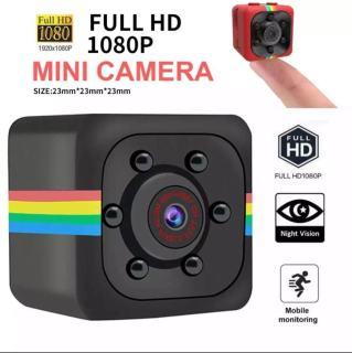 Camera An Ninh Mini SQ11 Chính Hãng, Giám Sát Từ Xa, Chất Lượng Hd 1080P, Hỗ trợ tối đa thẻ nhớ 32GB, Kích Cỡ Siêu Nhỏ Và Dùng Cho Gia Đình thumbnail
