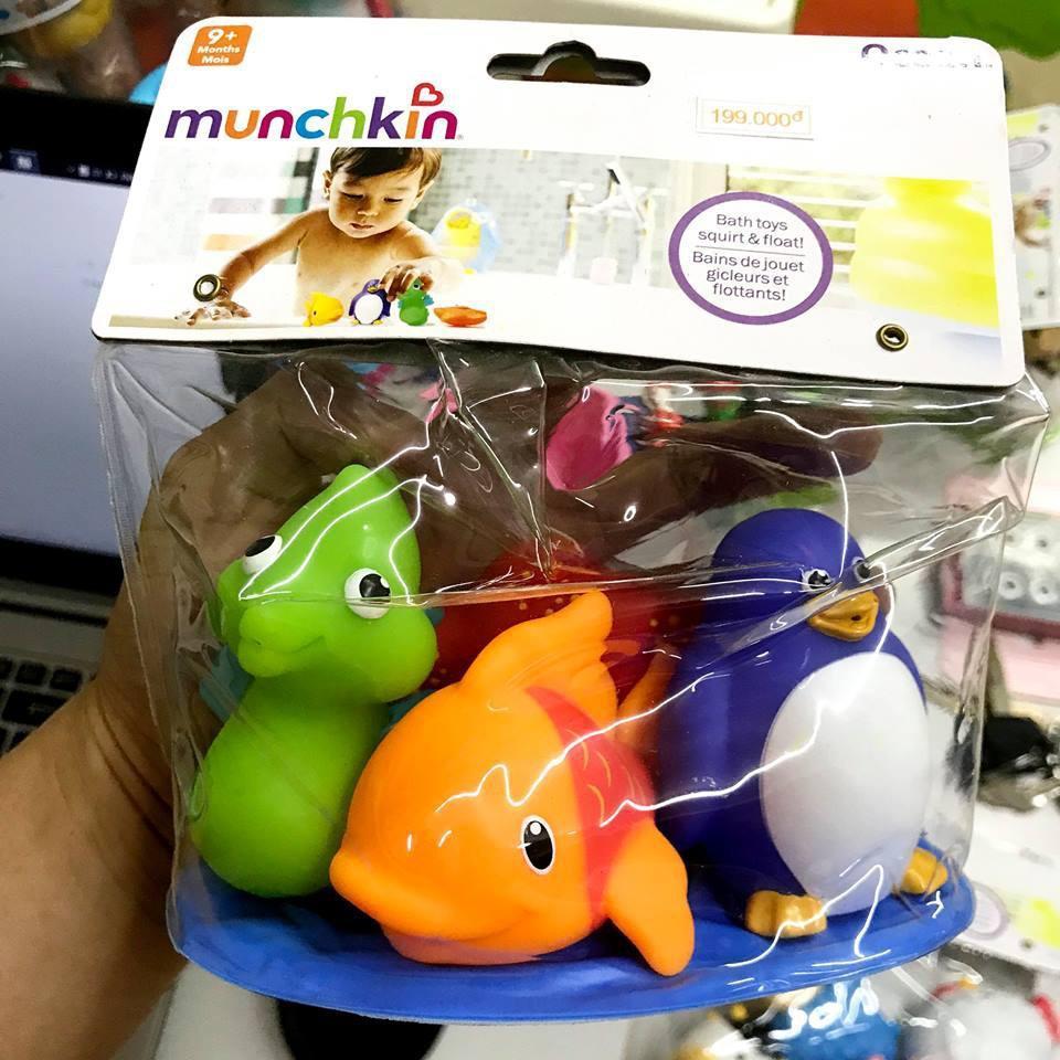 GIẢM Munchkin - Bộ sinh vật biển 4 con