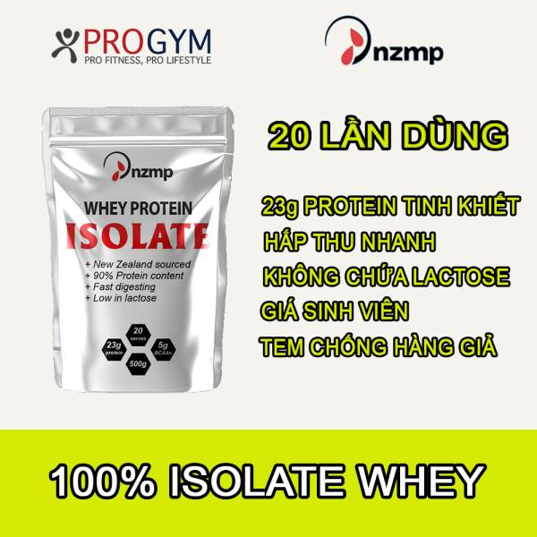 Sữa Tăng Cơ Whey Protein Isolate NZMP 500g cao cấp