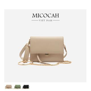Túi Micocah, Túi đeo chéo Micocah, Túi đeo chéo nữ Micocah kiểu dãng nữ tính 2 dây đeo thay đổi kiểu MSP 135 thumbnail