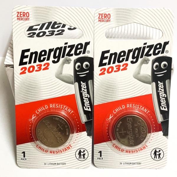 Bảng giá 2 Viên Pin CR2032 Energizer Lithium 3V