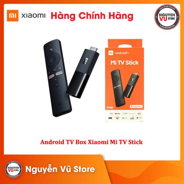 Bảng giá Xiaomi Mi TV Stick Android TV Box quốc tế - Hàng chính hãng