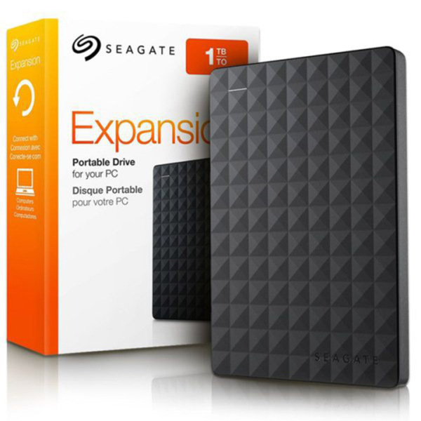 Bảng giá Ổ Cứng Di Động Seagate Expansion / Backup plus 4TB 2TB 1TB USB 3.0 Phong Vũ
