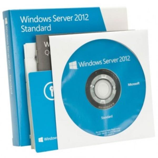 Bảng giá Phần mềm Windows Server Standard 2012 (P73-06165) Phong Vũ