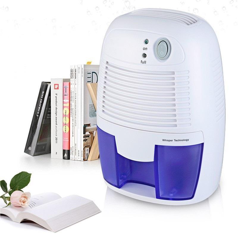 Máy hút ẩm mini, máy hút ẩm và lọc không khí hiệu quả chống ẩm tuyệt với cho mọi gia đình