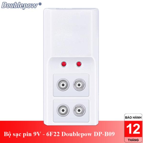 Giá Bộ sạc pin 9V Doublepow DP-B09