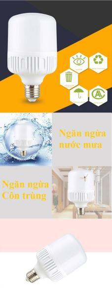 Bóng đèn Led Trụ công suất cao 40W (Trắng)