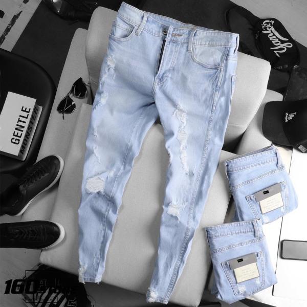 quần jean nam cao cấp , quần jean nam họa tiết cao cấp , quần jean nam chất liêu denim cao cấp hàng chuẩn shop (ảnh bên shop chụp ) mã AAS092