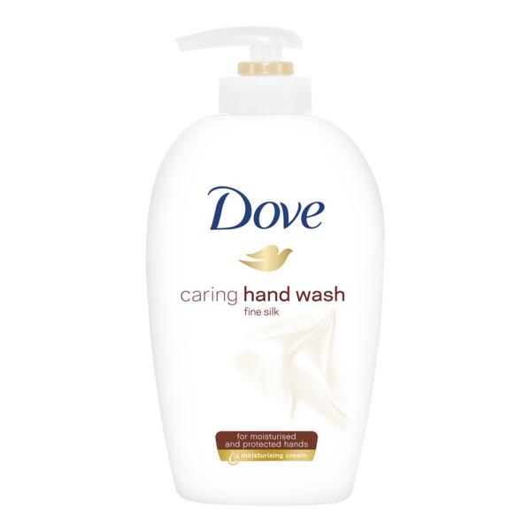 Nước rửa tay Dove mềm mịn như lụa 250ml giá rẻ
