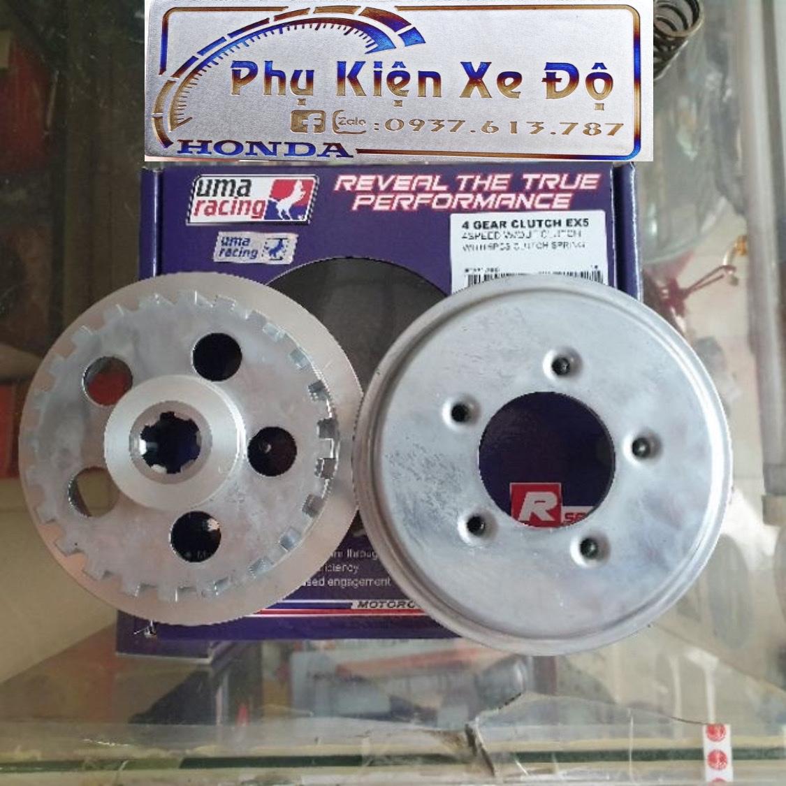 Nồi Uma Racing 5 Lò Xo Dành Cho Wave, Dream Có Giá Siêu Tốt
