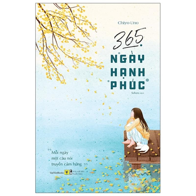 Fahasa - 365 Ngày Hạnh Phúc - Mỗi Ngày Một Câu Nói Truyền Cảm Hứng - Tặng Kèm Bookmark + Postcard