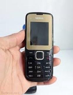Điện thoại cổ độc 2 sim Nokia c200 pin khủng giá rẻ thumbnail